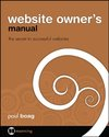 website owners manual recommended book